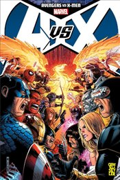 Avengers vs X-Men : 1 - Bendis, Brian Michael