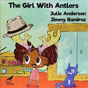 Girl With Antlers - Anderson, Julie
