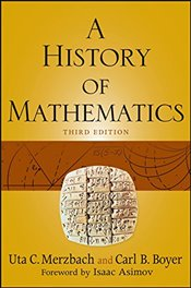 History Mathematics - Boyer, Carl B.