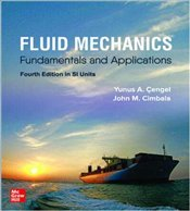 Fluid Mechanics 4e ISE : Fundamentals and Applications (SI) - Çengel, Yunus