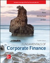 Fundamentals of Corporate Finance 12e - Ross, Stephen A.