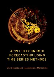 Applied Economic Forecasting Using Time Series Methods - Ghysels, Eric