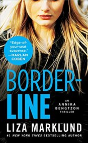 Borderline - Marklund, Liza