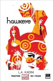 Hawkeye 3 : L. A. Kadını - Fraction, Matt