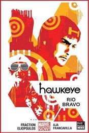 Hawkeye 4 : Rio Bravo - Fraction, Matt