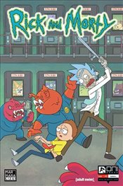 Rick and Morty : 1 - Gorman, Zac