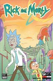 Rick and Morty : 2 - Gorman, Zac