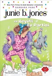 Junie B. Jones ve Keyifli Ev Partisi - Park, Barbara