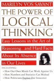 Power of Logical Thinking - SAVANT, MARIOS VOS