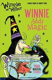 Winnie and Wilbur : Winnie Adds Magic - Owen, Laura