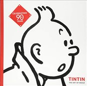 Tintin: The Art of Hergé: The Art of Hergé - Daubert, Michel