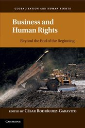 Business and Human Rights : Beyond the End of the Beginning - Garavito, Cesar Rodriguez