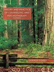 Theory and Practice of Counseling and Psychotherapy 10E - COREY, GERALD