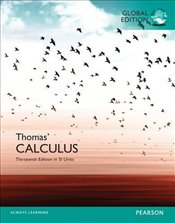 Thomas Calculus in SI Units - Jr., George B. Thomas