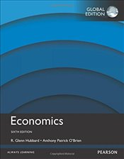 Economics, Global Edition - Hubbard, R. Glenn