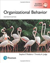 Organizational Behavior 18e  - Robbins, Stephen P.
