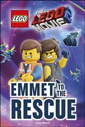 LEGO MOVIE 2 : Emmet to the Rescue (DK Readers Level 1) - DK,
