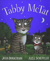 Tabby McTat Tenth Anniversary Edition - Donaldson, Julia
