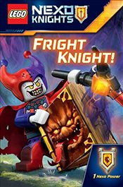 LEGO Nexo Knights : Fright Night! - Scholastic,