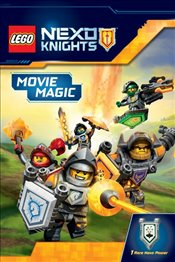LEGO Nexo Knights : Movie Magic - Scholastic,