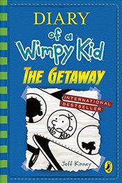 Diary of a Wimpy Kid : The Getaway (book 12) - Kinney, Jeff