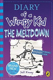 Diary of a Wimpy Kid : The Meltdown (book 13) (Diary of a Wimpy Kid 13) - Kinney, Jeff