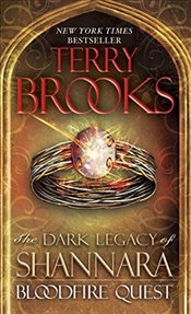 Bloodfire Quest  - Brooks, Terry