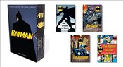 Batman: Chronicles of the Dark Knight: (4 hardcover, illustrated books) - Manning, Matthew K.