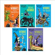 Winnie and Wilbur Fiction Pack x 5 -