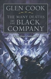 Many Deaths of the Black Company - Cook, Glen