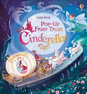 Pop-up  Cinderella (Pop Up Fairy Tales) - Davidson, Susanna