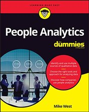 People Analytics For Dummies   - West, Mike
