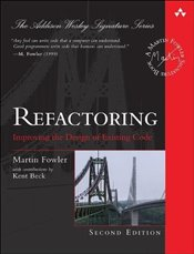 Refactoring 2E : Improving the Design of Existing Code - Fowler, Martin