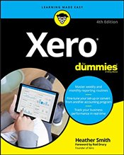 Xero For Dummies - Smith, Heather