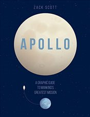 Apollo : A Graphic Guide to Mankinds Greatest Mission - Scott, Zack