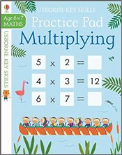 Multiplying Practice Pad 6-7 - Smith, Sam