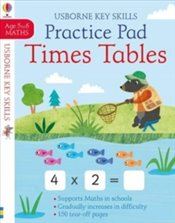 Times Tables Practice Pad 5-6 - Smith, Sam