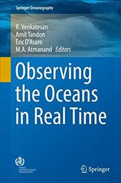 Observing the Oceans in Real Time  - Venkatesan, R.