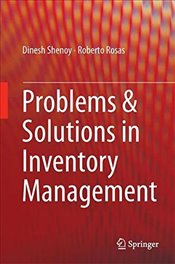 Problems and Solutions in Inventory Management - Shenoy, Dinesh