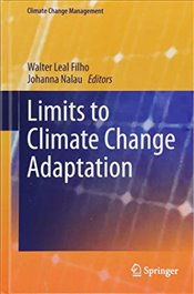 Limits to Climate Change Adaptation   - Filho, Leal Walter