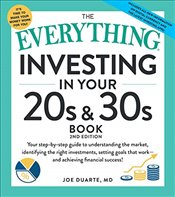 Everything Investing in Your 20s and 30s Book  - Duarte, Joe