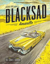 Blacksad : Amarillo - Guarnido, Juanjo