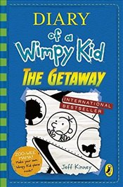 Diary of a Wimpy Kid : The Getaway : Book 12 - Kinney, Jeff