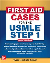 First Aid Cases for the USMLE Step 1 4e - Le, Tao