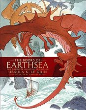 Books of Earthsea : The Complete Illustrated Edition : Earthsea Cycle - Le Guin, Ursula K.