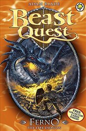 Ferno the Fire Dragon : Beast Quest, Book 1 - Blade, Adam