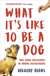 What Its Like to Be a Dog : And Other Adventures in Animal Neuroscience - Berns, Gregory