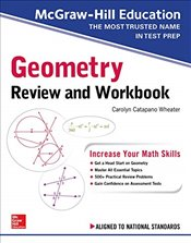 McGraw-Hill Education Geometry Review and Workbook - Wheater, Carolyn