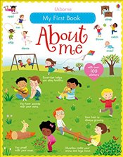 My First Book About Me (My First Books) - Brooks, Felicity