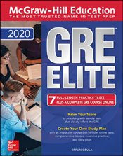 McGraw-Hill Education GRE Elite 2020 6e - Geula, Erfun